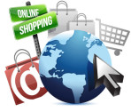 Online ecommerce store