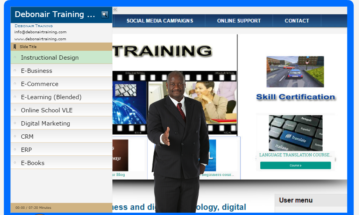Debonair training offering